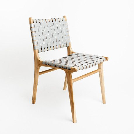 DINING CHAIR   tanner in grey by barnaby lane