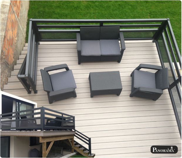 17 best ideas about terrasse bois composite on pinterest terrasse en bois composite terrasse. Black Bedroom Furniture Sets. Home Design Ideas