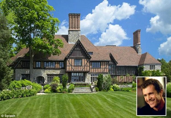 Mel Gibson's Old Mill Farm Estate in Greenwich Connecticut
