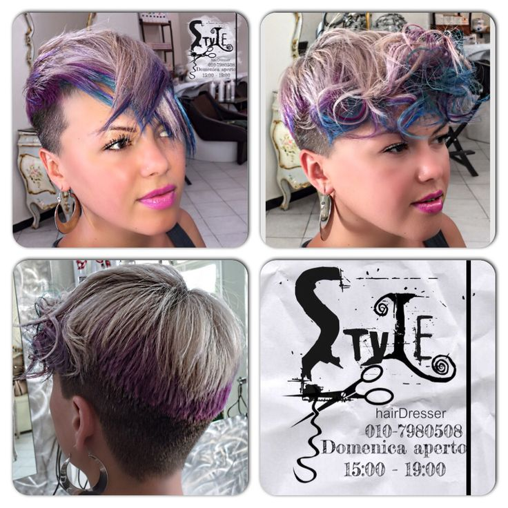 Cut and color  Simone  STYLE HAIRDRESSER