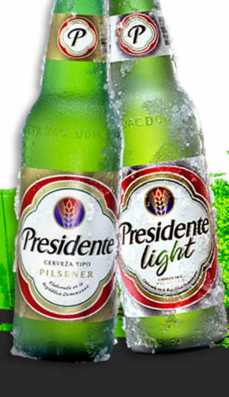 Cerveza Presidente   Repubblica Dominicana   Pinterest   Tags