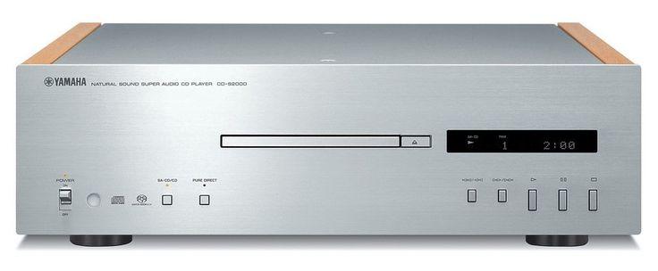 YAMAHA CD S-2000 Sacd / CD player