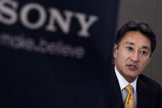 Live Blog: Sony CEO Kazuo Hirai