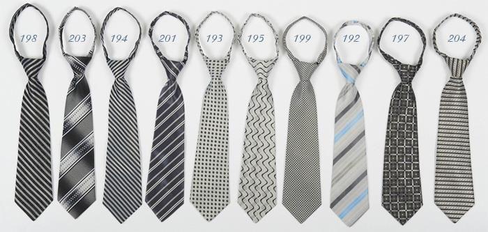 Серая рубашка и фиолетовый галстук