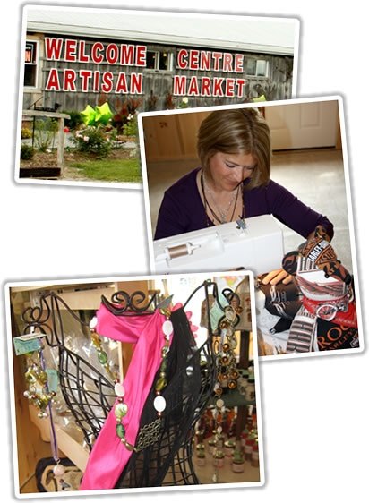 Be sure to make the Perth County Welcome Centre and Artisan Market a must see as you travel through the gateway of Perth County. Located in the beautiful Hamlet of Shakespeare.