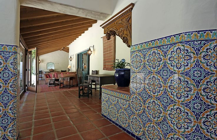 Exquisite 1927 House Will Make Your Spanish-Colonial-Revival-Loving Heart Explode - New to Market - Curbed LA