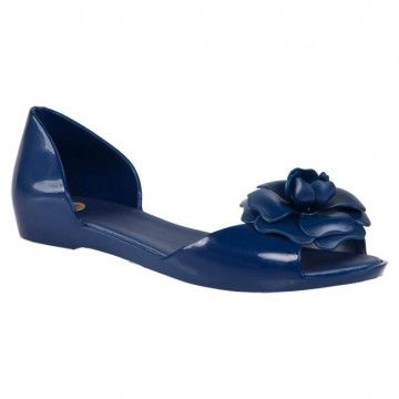 Sandały MEL by MELISSA - Fresh III SP AD 32074 01380 Blue