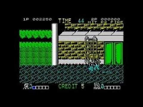 Double Dragon (Spectrum ZX)