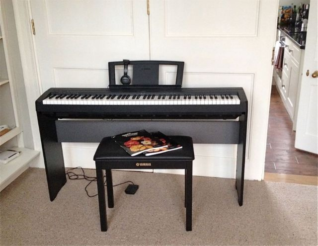 Yamaha digital piano Read Review here whatdigitalpiano.com