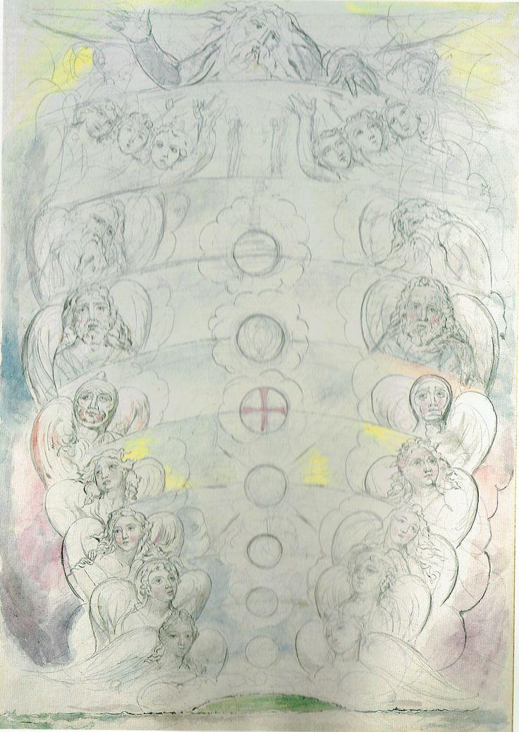 100-L'Essenza Divina dalla quale emanano le nove sfere