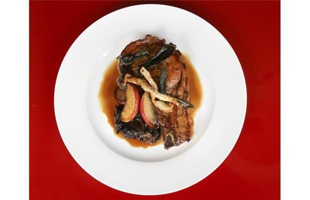 Lawrence:  Fabulous dinner here on Thursday night!