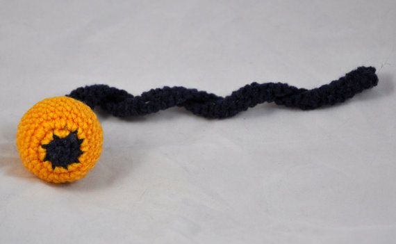 San Diego Chargers Hand Crochet Cat Toy Navy Blue Gold Jingle Ball Snake St Louis Rams Cat Toy Homemade Cat Toys Unique Cat Toys L2 by jenniespetcorner Click to learn more and use PIN10 for 10% off your purchase!