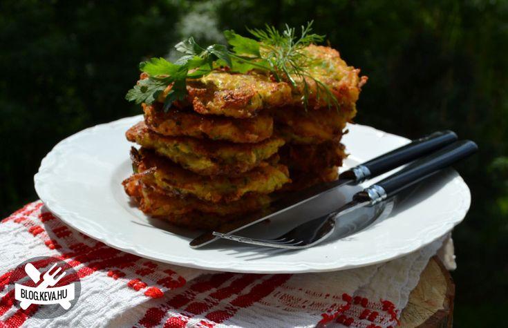 Sajtos krumplis lepények
