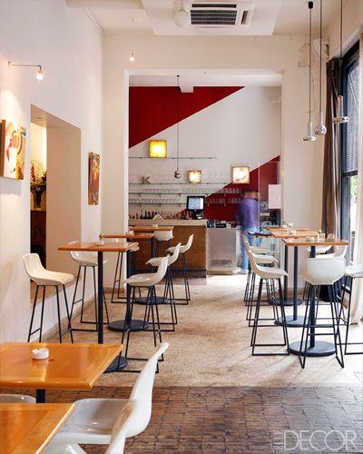 Restaurant Style Kitchen Decor: Best 25+ Cafe Decoration Ideas On Pinterest
