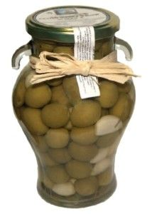 Don Gastronom - Green Olive Manzanilla with Garlic and Rosemary