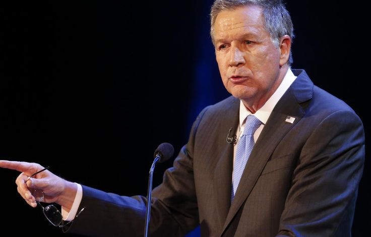FOX NEWS: Kasich floats idea of leaving Republican Party if 'party can't be fixed'