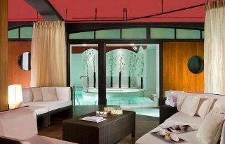 Hôtel Spa Luxe Paris, U-Spa Fouquet's, Sauna, Hammam, Balnéo, Fitness - Hôtels Barrière