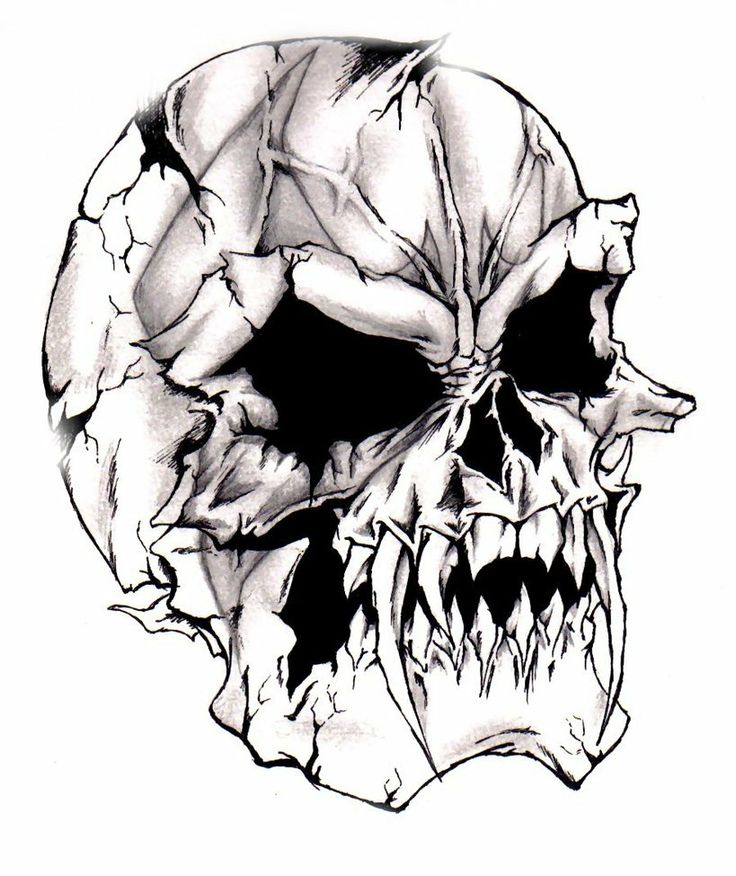 Evil Skull Tattoo Designs: My Favourite Evil Skull Tattoo Designs ...