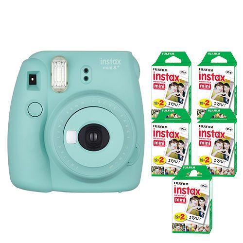 Fujifilm-Instax-Mini-8-Fuji-Instant-Film-Camera-Mint-100-Sheets-Instant-Film