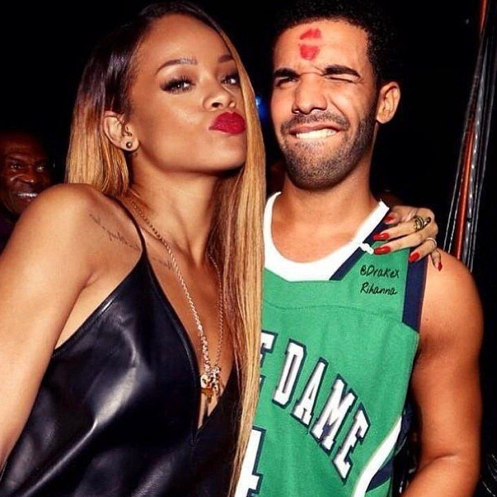 rihanna and drake in a relationship