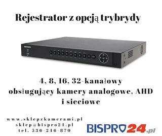 BISPRO24: Rejestrator z opcją trybrydy