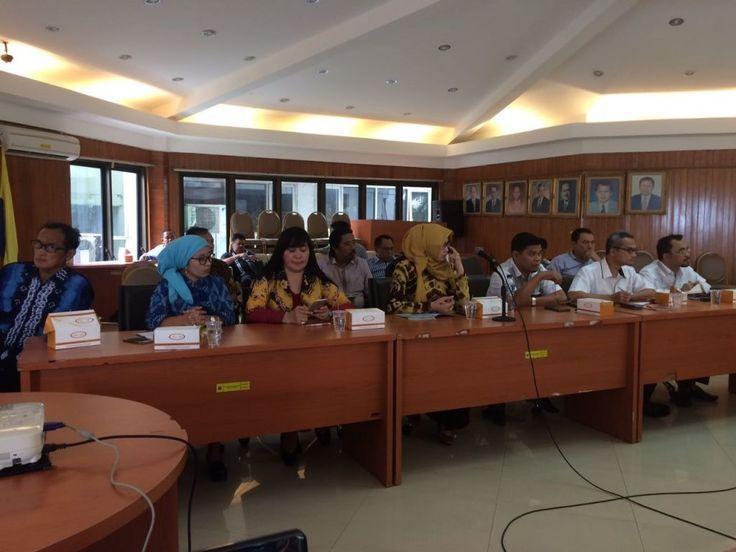 Berbagai kebijakan pariwisata di Jakarta dibahas Dinas Pariwisata dan Dinas Pajak Jakarta