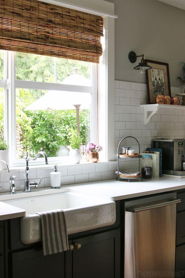 Modern Kitchen Window Curtains best 25+ kitchen window treatments ideas on pinterest | kitchen