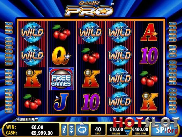 Free slot machine with no download