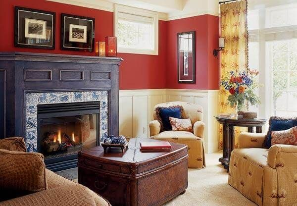 Living Room Paint Ideas for Interior