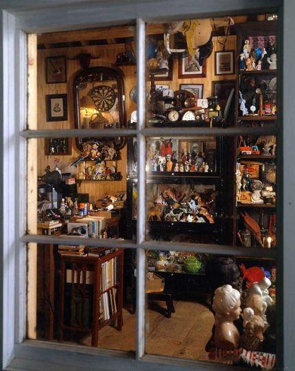 """Mark Dion, """"The Curiosity Shop,"""" 2005."""