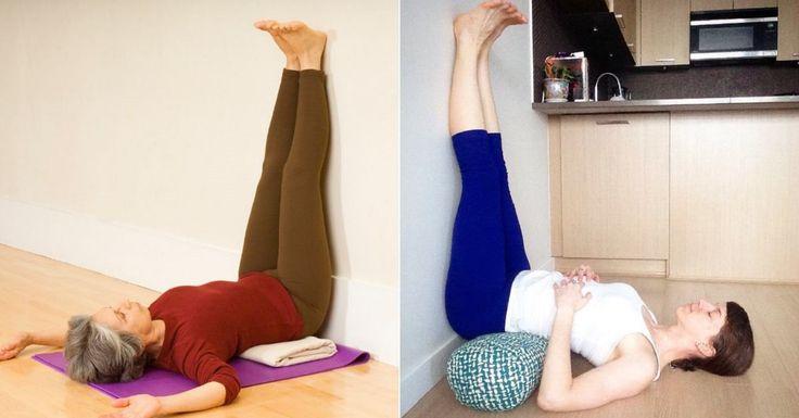 Öt csoda történik, ha minden nap elvégzed ezt a felettébb egyszerű, fejjel lefelé végrehajtott gyakorlatot!