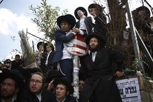 Jerusalem: thousands of ultra-Orthodox Jews attend rabbi's funeral Latest News