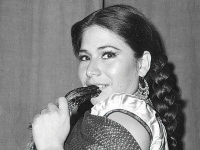 "Doña María Elena Velasco ""la india María"""