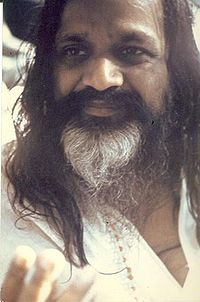 "The Maharishi had a message of happiness, writing in 1967, that ""being happy is of the utmost importance. Success in anything is through happiness. Under all circumstances be happy. Just think of any negativity that comes at you as a raindrop falling into the ocean of your bliss"". His philosophy featured the concept that ""within everyone is an unlimited reservoir of energy, intelligence, and happiness"".  - Maharishi Mahesh Yogi, leader and guru of the Transcendental Meditation Movement"