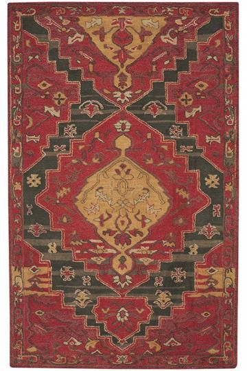 tollan area rug home decorators - 3x5 Rugs