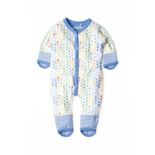 Reflex Newbie pysjamas blå (str 74)