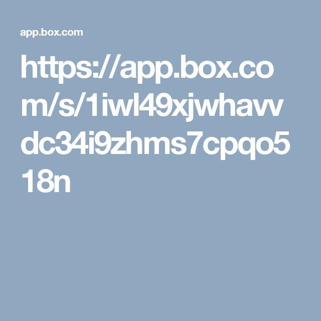 https://app.box.com/s/1iwl49xjwhavvdc34i9zhms7cpqo518n