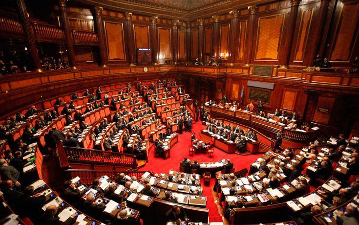 Senato: altro che #Francia. È il solito #caos da Giacomo Cangi #m5s #Politica #Chiti #Governo #renzi #senato
