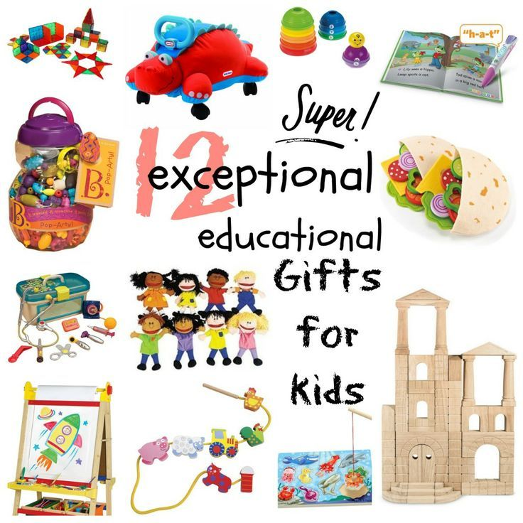 Educational Christmas Presents for Kids