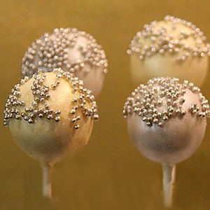 WEDDING CAKE POPS, Wedding Favors Cake Pops, Bridal Shower Cake Pops