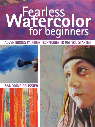 Fearless Watercolor for Beginners with Sandrine Pelissier
