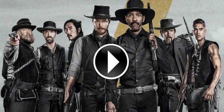 "(VİDEO) ""Muhteşem Yedili - Magnificient Seven"" Filmi Fragmanı HD"