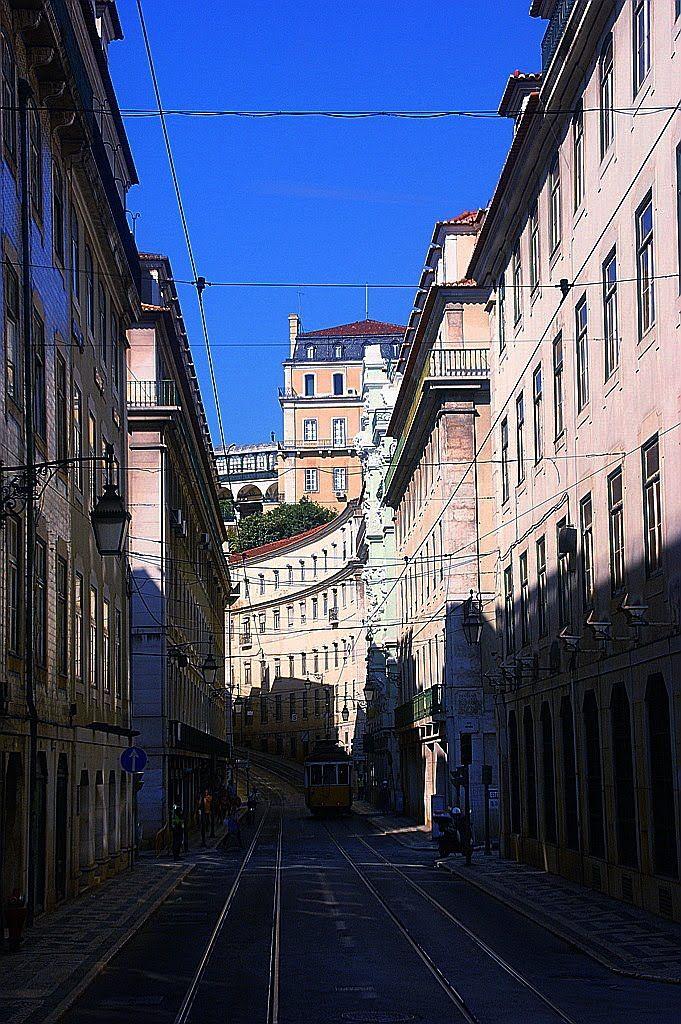 Lisboa, Rua do Comércio  Portugal