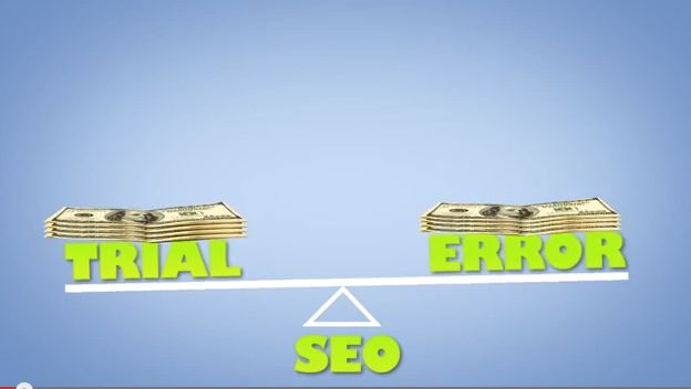 No to Trial and Error SEO