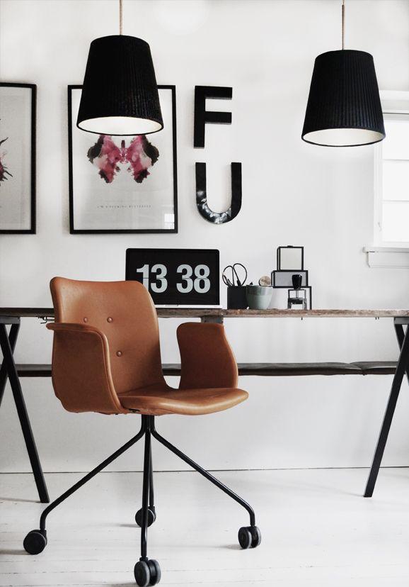 kontor-hjemmekontor-indretning-homeoffice-ofiice-decor-danish-danishdesign-benthansen-designerkonotorstol