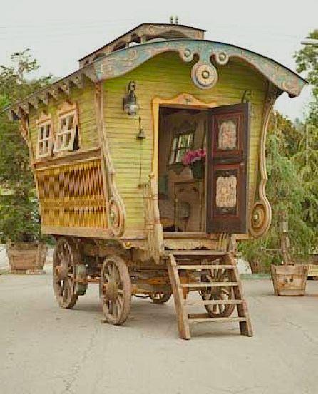 Green Caravan.
