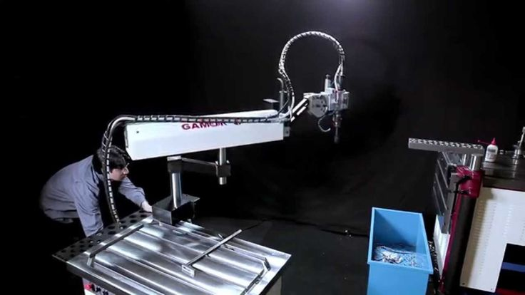 Hydraulic tapping machine GAMOR MT-M60
