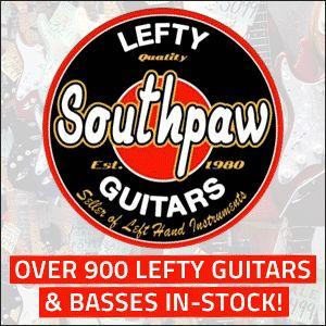 Stagg : Left-Handed Guitars, Basses, Banjos and Mandolins