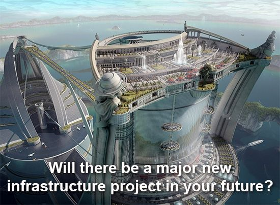 My latest column 2050 and the future of infrastructure for Architecture 2050