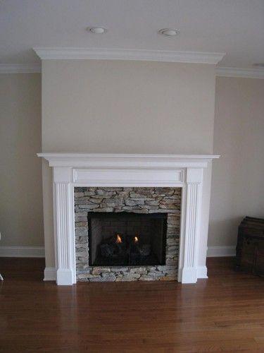 Lewisburg Wood Fireplace Mantel Custom Wood Fireplace Fireplace Mantels And Mantels
